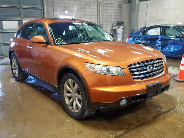 click here to view 2003 INFINITI FX45 at IBIDSAFELY