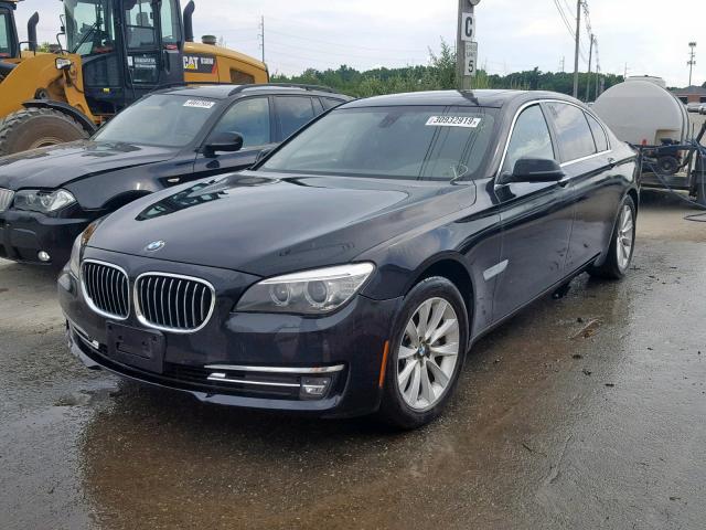 2015 BMW  740 LXI