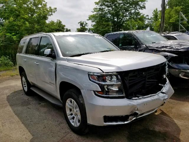 click here to view 2018 CHEVROLET TAHOE K150 at IBIDSAFELY