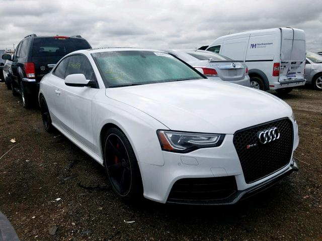 Salvage 2015 Audi RS5 for sale