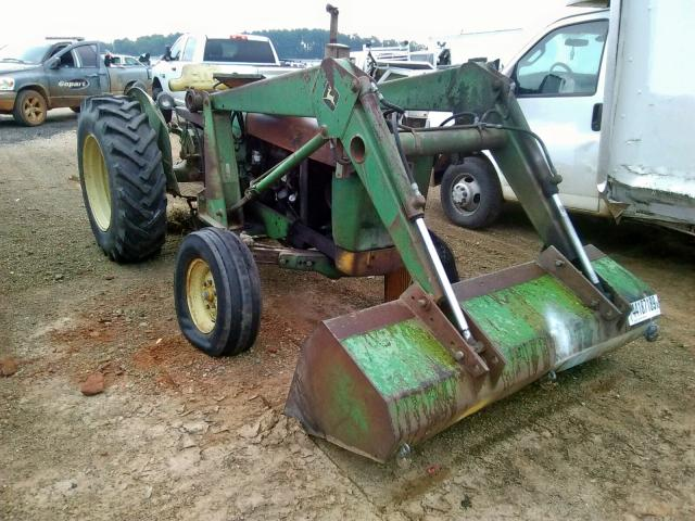 click here to view 1970 JOHN TRACTOR at IBIDSAFELY