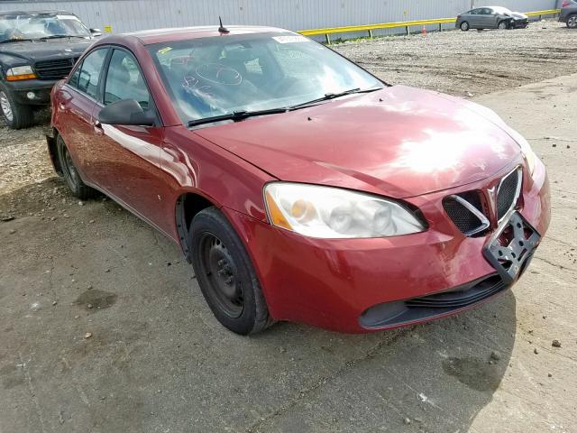 click here to view 2008 PONTIAC G6 VALUE L at IBIDSAFELY
