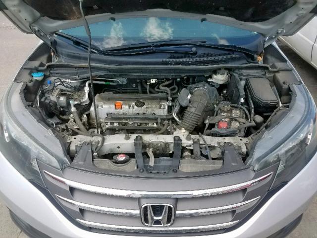 2013 Honda CR-V   Vin: 2HKRM4H30DH615352