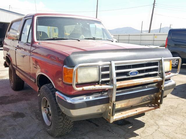1991 FORD  BRONCO U10