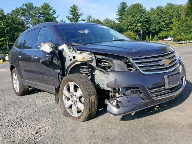 click here to view 2016 CHEVROLET TRAVERSE L at IBIDSAFELY