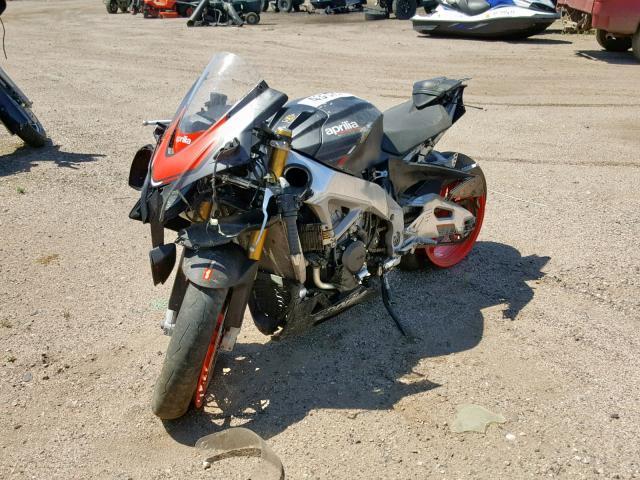 2017 APRILIA  MOTORCYCLE