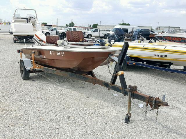 Salvage 1977 Conquest UK for sale