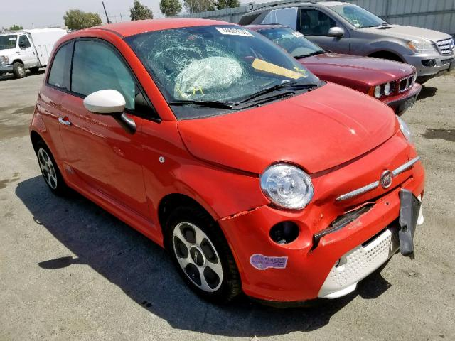 click here to view 2018 FIAT 500 ELECTR at IBIDSAFELY