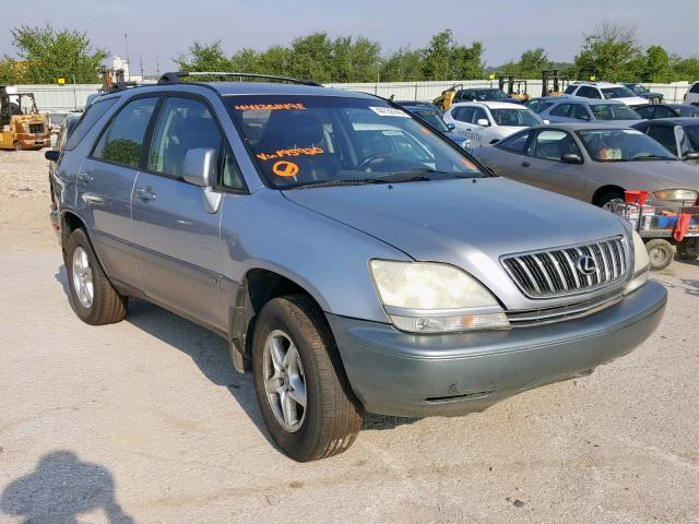 click here to view 2001 LEXUS RX 300 at IBIDSAFELY