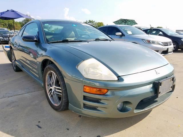 2004 Mitsubishi Eclipse Gt >> 2004 Mitsubishi Eclipse Gt 3 0l 6 For Sale In Wilmer Tx Lot 44648929