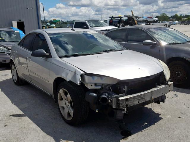 Pontiac G6 Value L salvage cars for sale: 2008 Pontiac G6 Value L