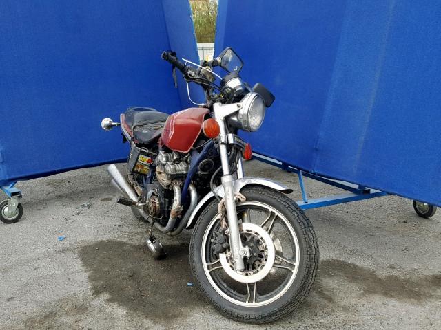 1982 HONDA CB750 SC