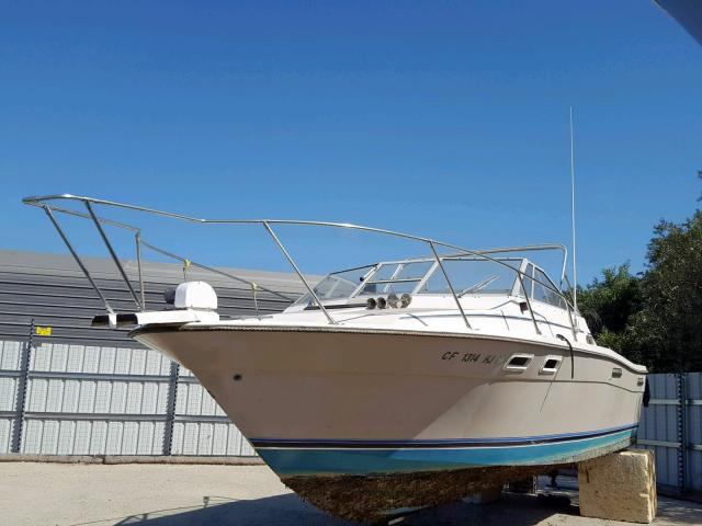 1983 Bayliner TROPHY Boat for Sale from Copart