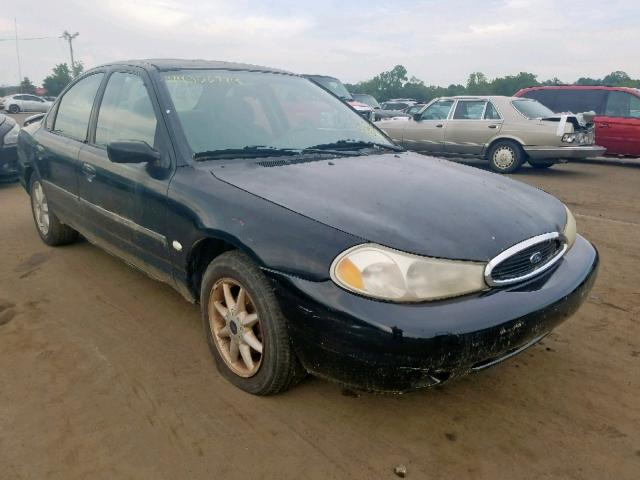 Salvage 1998 Ford CONTOUR LX for sale