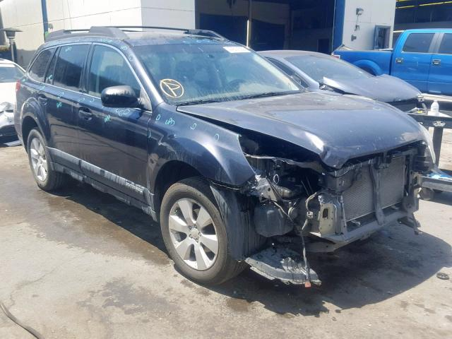 Subaru Outback 2 salvage cars for sale: 2012 Subaru Outback 2