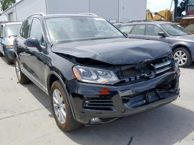 click here to view 2014 VOLKSWAGEN TOUAREG V6 at IBIDSAFELY