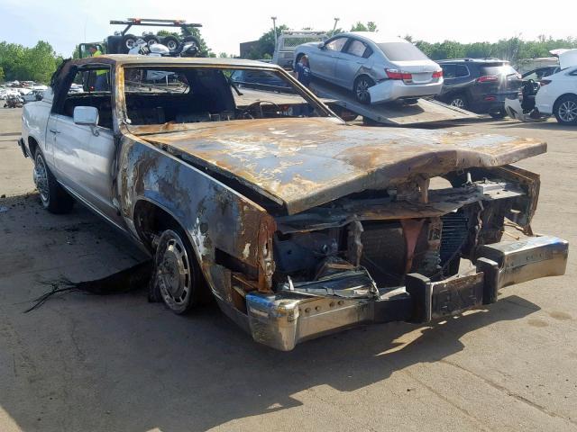New Cadillac Eldorado >> 1979 Cadillac Eldorado For Sale In New Britain Ct Lot 44798389