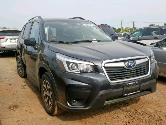 Subaru Forester P salvage cars for sale: 2019 Subaru Forester P