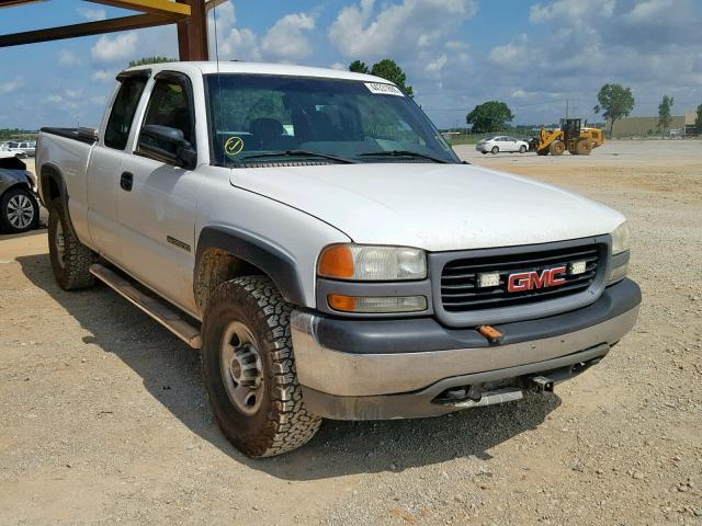 2001 GMC NEW SIERRA K2500 Photos | AL - TANNER - Salvage Car