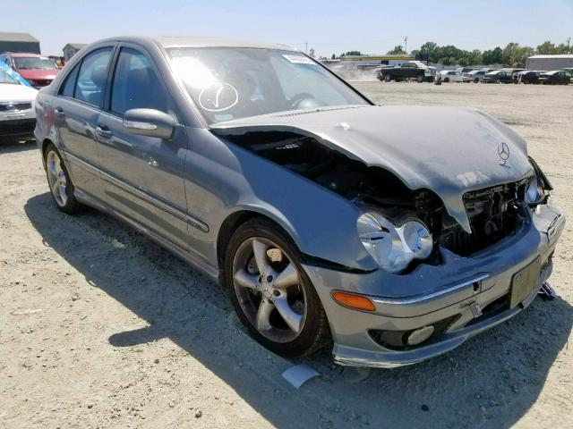 click here to view 2006 MERCEDES-BENZ C 230 at IBIDSAFELY