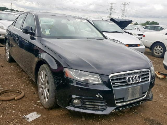 click here to view 2009 AUDI A4 PREMIUM at IBIDSAFELY