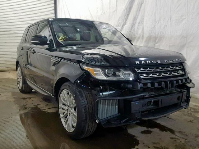 click here to view 2016 LAND ROVER RANGE ROVE at IBIDSAFELY