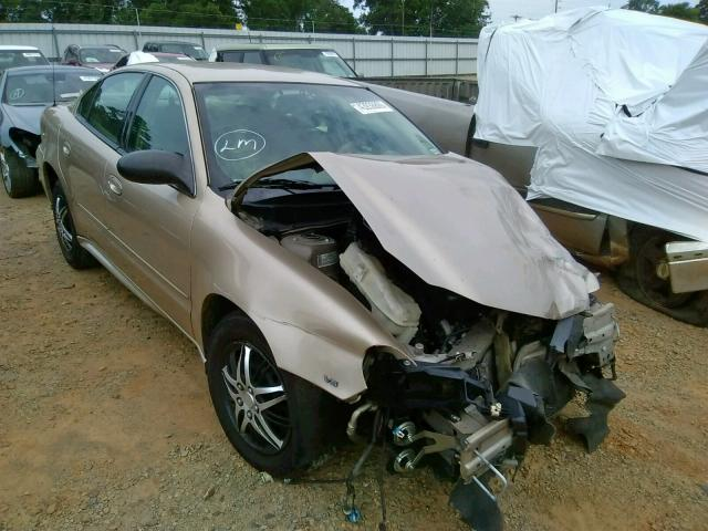 click here to view 2005 PONTIAC GRAND AM S at IBIDSAFELY