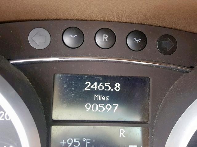 4JGBB2FB0BA648633 - 2011 Mercedes-Benz Ml 350 Blu 3.0L front view