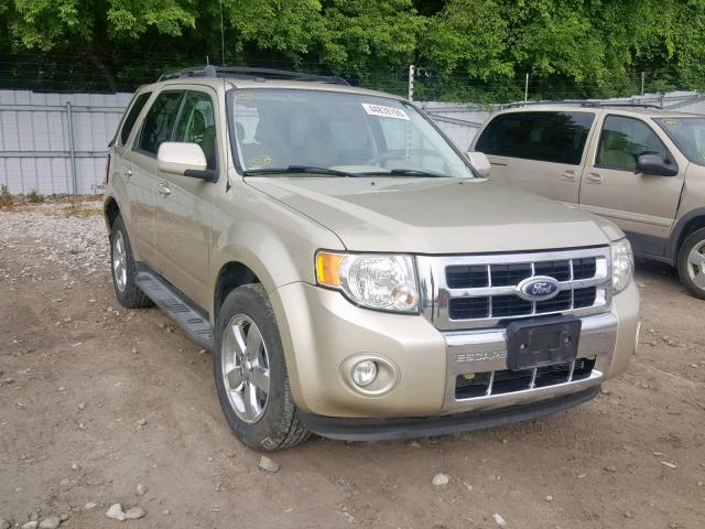 Salvage 2010 Ford ESCAPE LIM for sale
