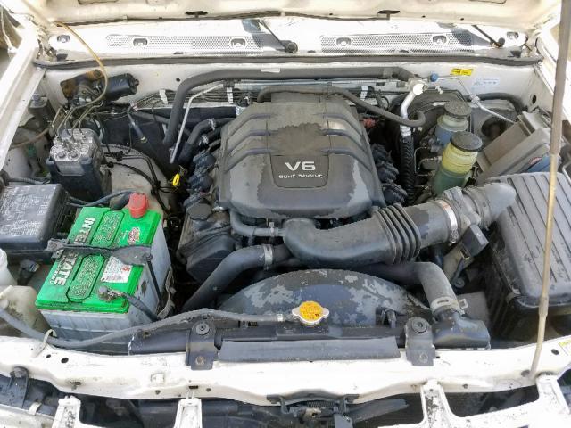 2003 Isuzu Rodeo S 3 2L 6 للبيع في Sun Valley CA - Lot: 45009949