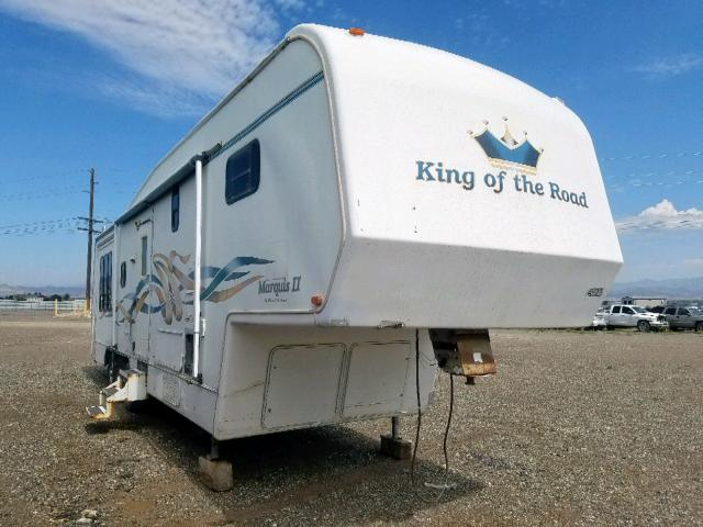Salvage 1996 Kingdom MARQUIS II for sale