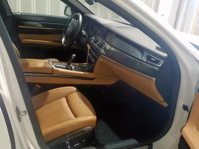 2015 BMW 750 LXI