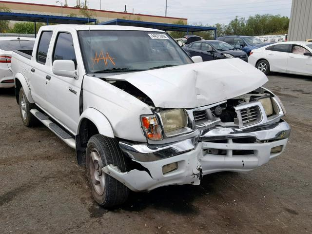 Salvage 2000 Nissan FRONTIER C for sale