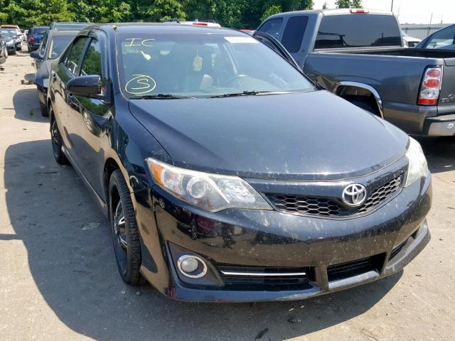 Salvage cars for sale from Copart Dunn, NC: 2014 Toyota Camry L