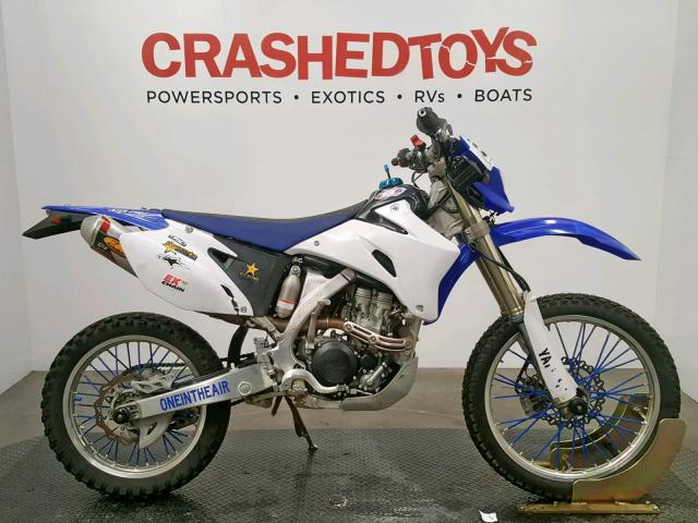 click here to view 2008 YAMAHA WR250 F at IBIDSAFELY