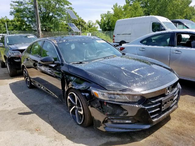 click here to view 2019 HONDA ACCORD SPO at IBIDSAFELY