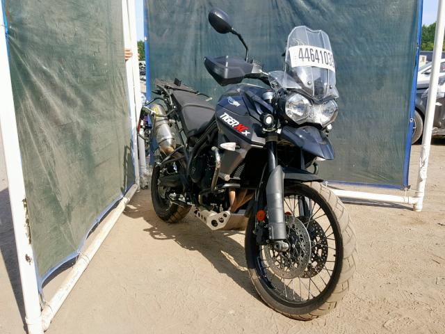 click here to view 2015 TRIUMPH MOTORCYCLE TIGER 800X at IBIDSAFELY