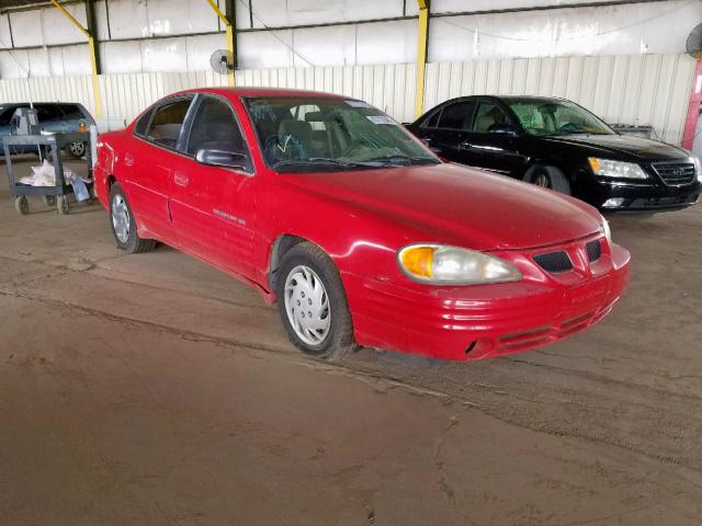 click here to view 1999 PONTIAC GRAND AM S at IBIDSAFELY