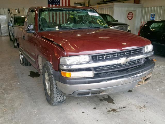 2000 Chevrolet Silverado 5 3l 8 For Sale In Rogersville Mo Lot 45056589