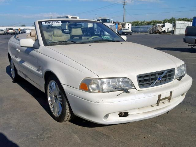 click here to view 2003 VOLVO C70 HPT at IBIDSAFELY