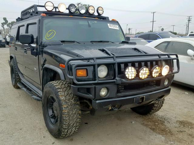click here to view 2004 HUMMER H2 at IBIDSAFELY