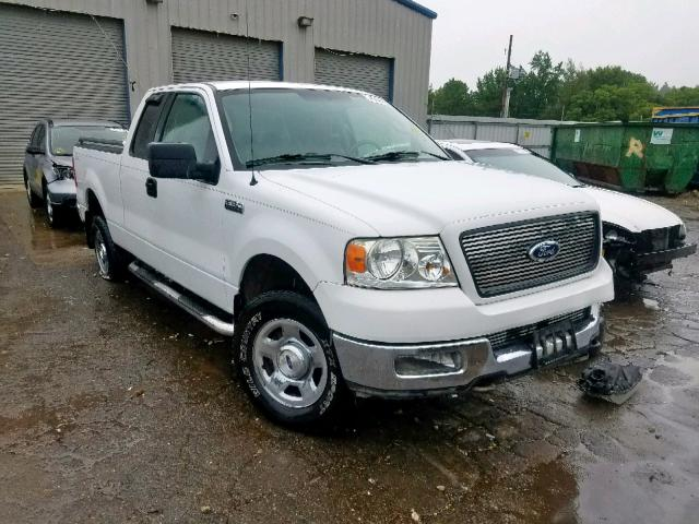 Salvage trucks for sale at Memphis, TN auction: 2004 Ford F150