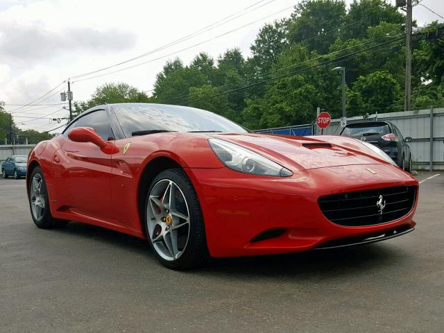 click here to view 2013 FERRARI CALIFORNIA at IBIDSAFELY