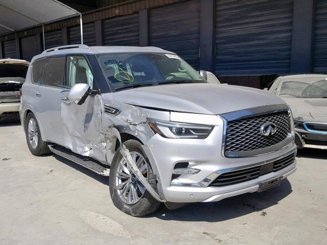 Salvage 2018 Infiniti QX80 BASE for sale