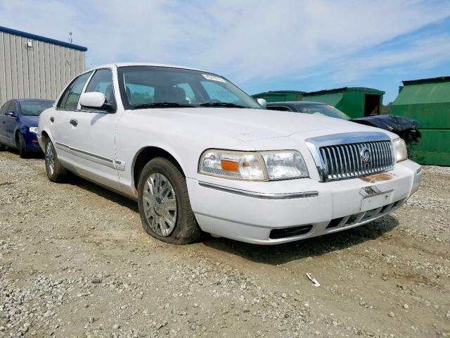 click here to view 2007 MERCURY GRAND MARQ at IBIDSAFELY