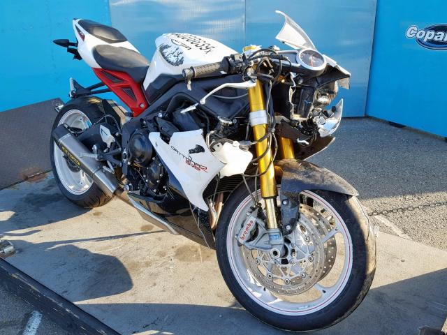click here to view 2017 TRIUMPH MOTORCYCLE DAYTONA 67 at IBIDSAFELY