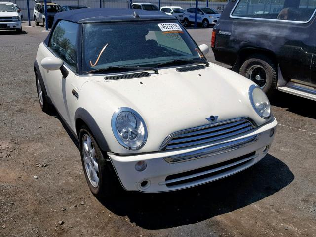 Mini Cooper Las Vegas >> 2008 Mini Cooper 1 6l 4 For Sale In Las Vegas Nv Lot 45279119