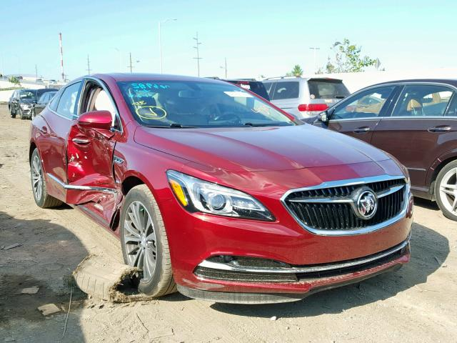 click here to view 2017 BUICK LACROSSE E at IBIDSAFELY