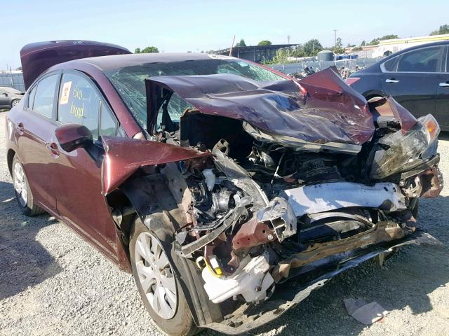 click here to view 2012 HONDA CIVIC LX at IBIDSAFELY