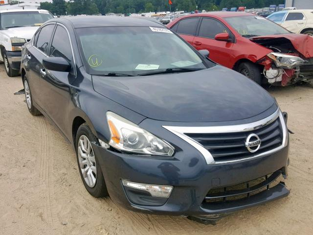 2014 Nissan Altima 2 5 2 5L 4 for Sale in Conway AR - Lot: 45182579